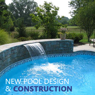 New Pool Construction Bluescape Pool And Spa Pool And